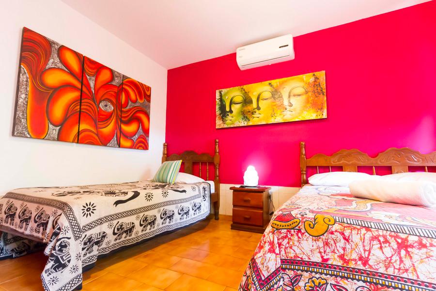 Habitación en Hostel Jacó