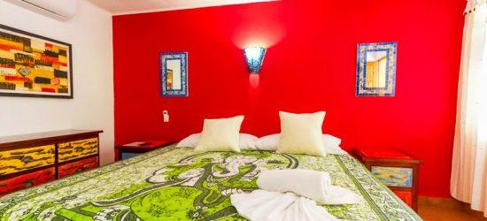 habitaciones doble Deluxe playa Jaco