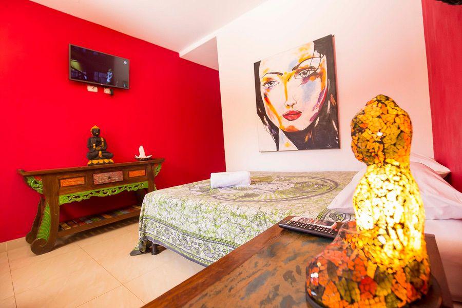 habitación de lujo en Jacó $50
