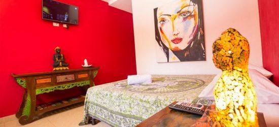 Habitacion hostel playa Jaco $50