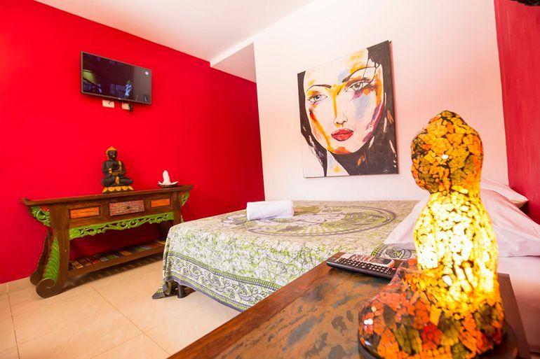 rooms jaco hostel $50