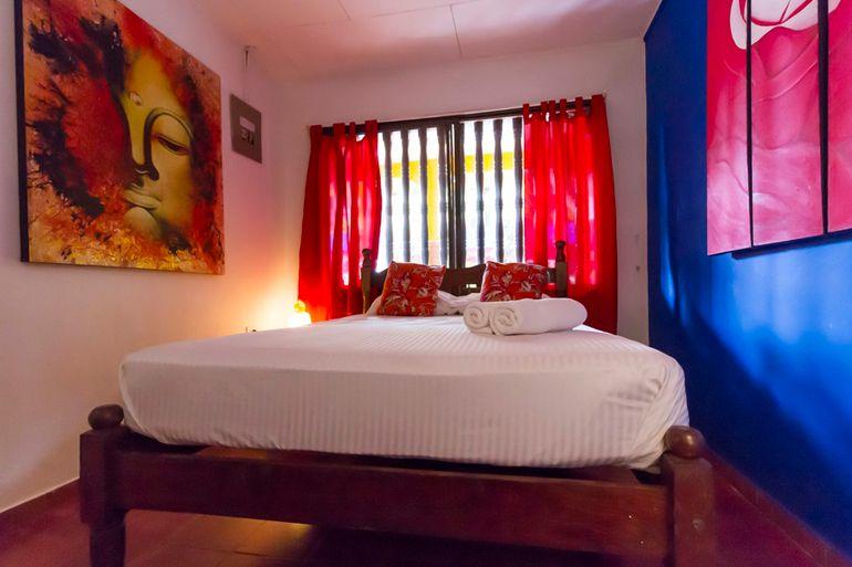 Jaco Hostel Cheap Rooms Buddha House Hostel