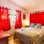 Habitación en nuestro Hostel Playa Jaco Costa Rica Buddha House