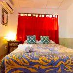 habitaciones hostel Jaco Costa Rica