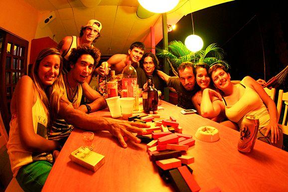 jaco beach hostel